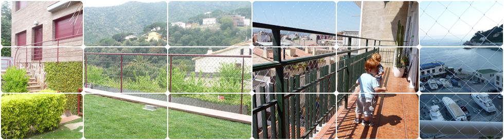 Redes de proteccion rosario sitio oficial - Proteccion para terrazas ...